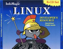 InfoMagic September 1996 Linux 6 CD Set